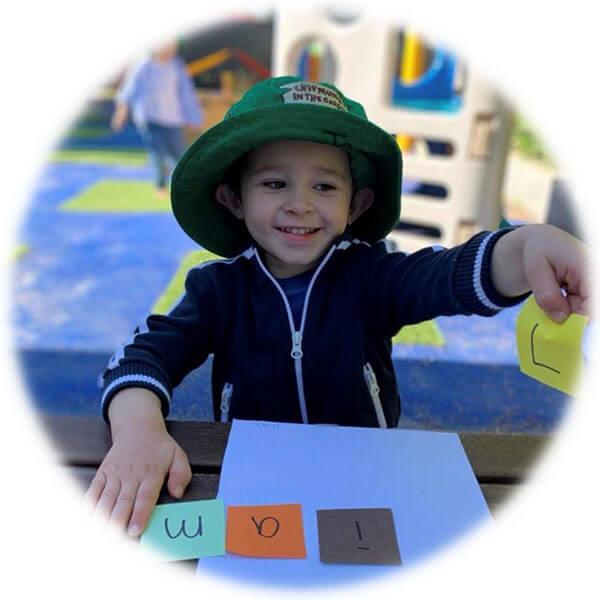 Childcare Strathfield - Chipmunks in the Garden